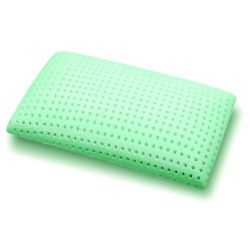 CUSCINO MEMORY GREEN FOAM